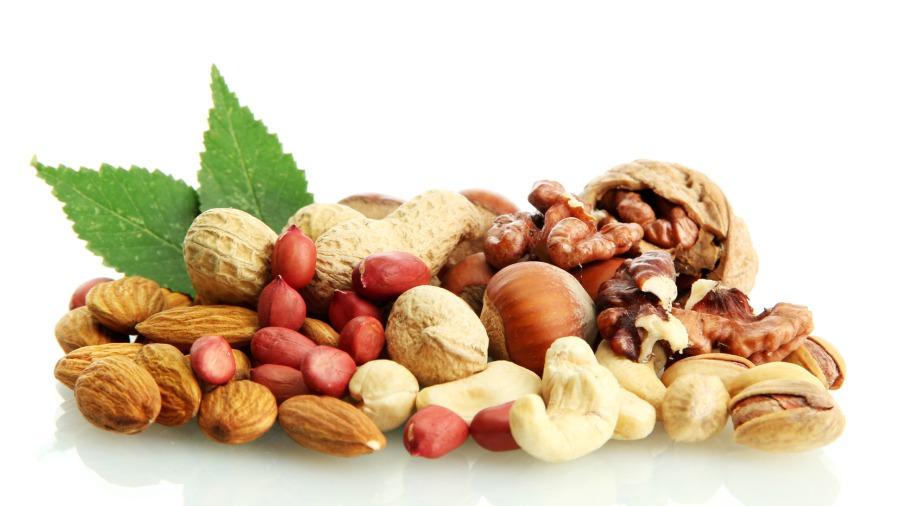 ¿Sabías que los frutos secos no engordan? Descubre sus beneficios